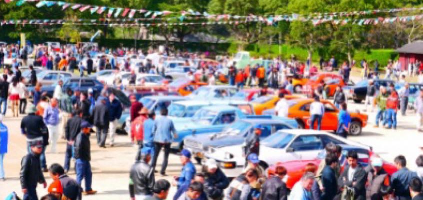 【WEB開催】西日本オールドカーフェスティバル
