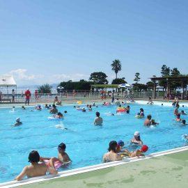 出水市海洋公園プール